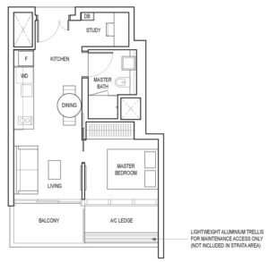 amber-park-1-bedroom-+-study-a1-singapore