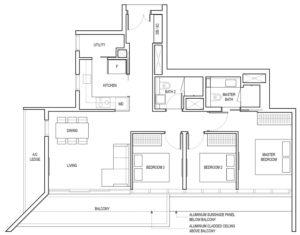 amber-park-3-bedroom-c2a-singapore