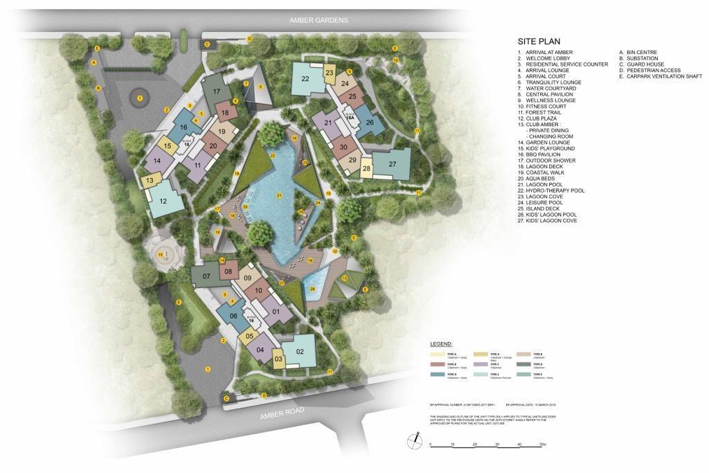 amber-park-site-plan-level-1-singapore